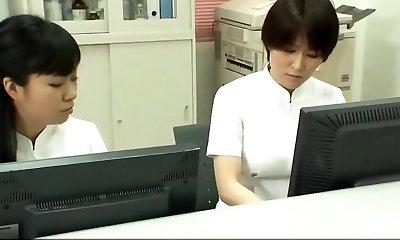 Crazy Chinese mega-bitch Emiri Momoka, Mirei Yokoyama, Aya Kiriya in Unbelievable Handjobs JAV video