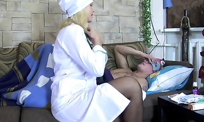 Russian mature nurse shag with pac Elsie from trysts25com