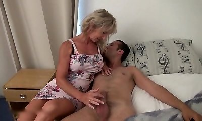magnificent french milf ass fucked