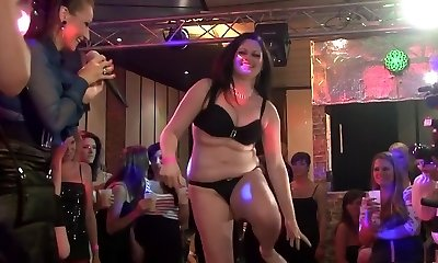 Hottest sex industry star in ultra-kinky group sex, european xxx scene