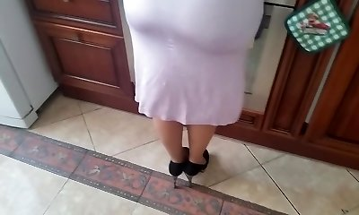Russian mature mom and fellow