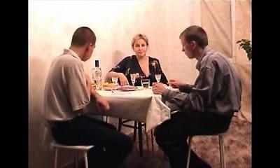 Moden Kvinde & Unge Fyre (Danish Title)(Not Danish Pornography) 2