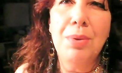 Horny homemade Smoking, BBW adult video