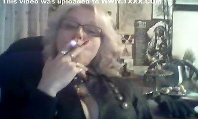 Exotic homemade Webcams, Blonde sex flick