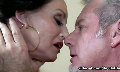 Best pornstar Jay Crew in Fabulous Brown-haired, Facial fucky-fucky clip