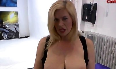 Mature euro slut gulps