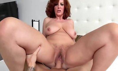 Pov Fuck For Red-hot Mature