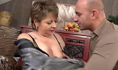 53y.older with her young lover.