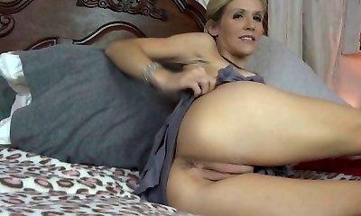 Mother Emy Loves Cum