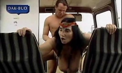 UGLY Granny WITH Humungous BOOBS FUCKED  BY THE MECHANIC 3