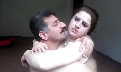 Iranian mature ravaged