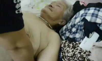 asian grannie 1