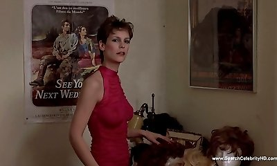 Jamie Lee Curtis Naked & Super-sexy Compilation - HD