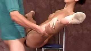 flexi gymnast kamasutra banged