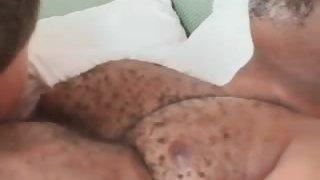 Gay must karu on suur seksi, kui ta imeb part6