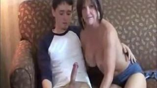 Horny Mature and boy friend
