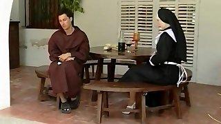 뻔뻔한 수녀