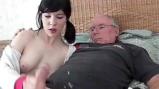 Sperm Pump Hand-job Cumpilation