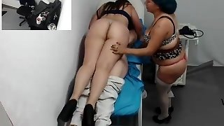 horny supersluts in clinic part 2