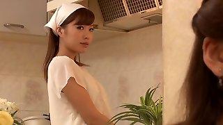 Haruna Saeki, Jooksis Asami Lesbi Maja Neiu osa 2