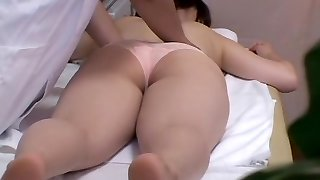spy cam in camera da letto massaggio registrato un super-cute asian dame