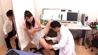 Fake doctor to fuck asian wife