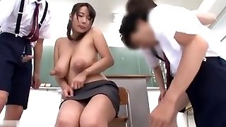 What If Kaho Shibuya And The Nipple Can Fuck