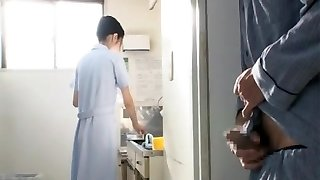 Nurse in Polyclinic cant resist Patients 2of8 censored ctoan