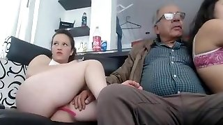 briefly sex with 2 girl a men of 75 yr