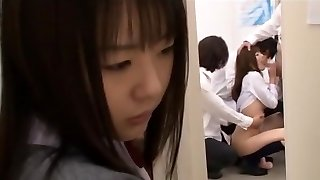 Best Chinese girl Tsubomi, Yu Asakura in Hottest Facial, Dildos/Playthings JAV vid