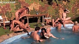 kuumin pornografista tähteä mandy bright, linda ray ja sabrina maukkaita kuumin ulkona, ryhmä kytkennät kyttyrä episodi