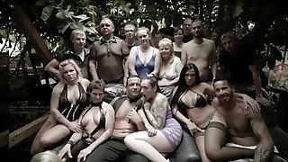 German Homemade Individual Swingers Club