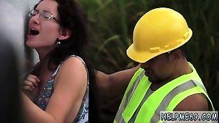 Extraordinary tat gangbang Helpless teen Evelyn has been walkin