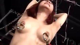 Shock Transformation Chick ASAMI Of Nip Piercing