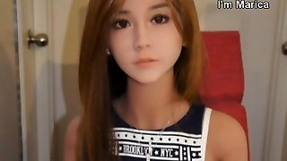 Say Hello To The New Perfect Doll Gf!