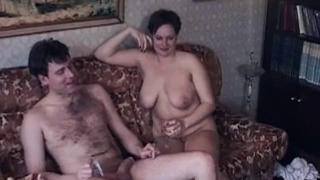 Sexy Rusko Zrelú V Prdeli