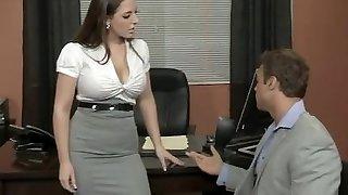 Angela White Office Fuck (HUUU)