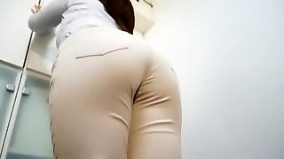 Horny homemade Secretary, Fetish porn movie