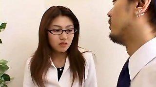 Obscene secretary Aki