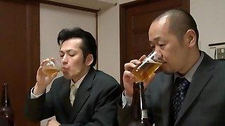 Chika Arimura horny office woman fucks boss