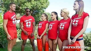due super favolosi big boobed baywatch ragazze penetrare in bang-out-sete ragazzo