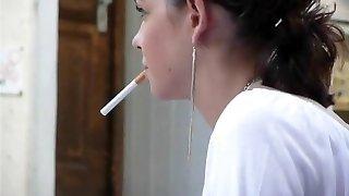 Smoking Fetish # 1