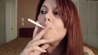 hämmästyttävä amatööri fetissi, tupakointi xxx scene
