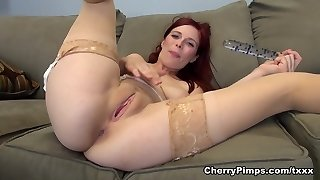 Exotic pornstar Penny Pax in Hottest Solo Chick, Tights porn movie