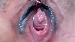 Close Up Squirting Inexperienced