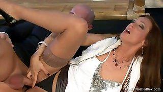 promiscuitate păpuși ia lor super-fierbinte mufe cuie hard rock de două pervers plowers