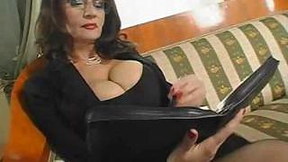 Mature Busty Assistant Sex