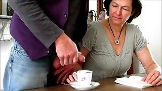 Insatiable Amateur pinch with Brunette, Grannies scenes