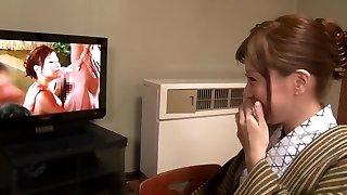 mahtava kiinan nukke chihiro akino eksoottisia vaimo, suihkut jav-video