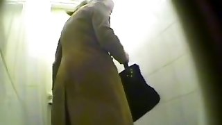 webcam cachée dans la salle de repos - dix